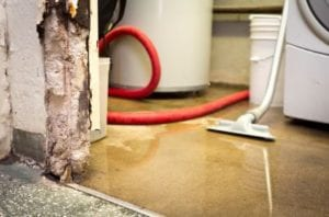 Water Damage in Germantown, Maryland