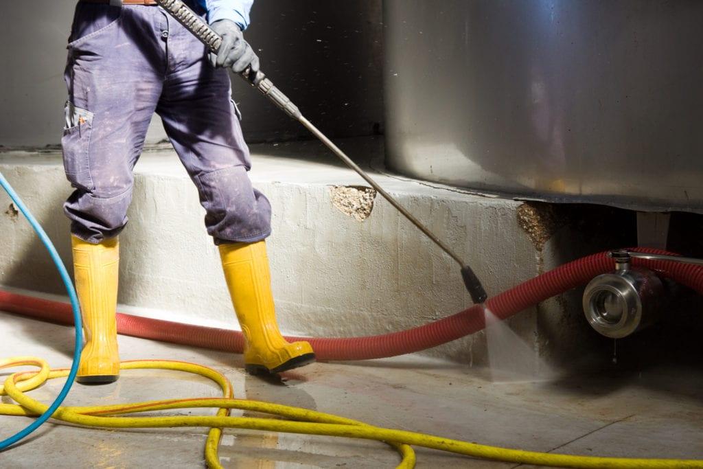 decontamination and contaminated area restoration in Maryland