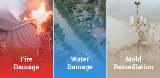 water damage restoration maryland
